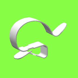 Clips Métal Pour Câble - Metal Cable Clips