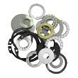 Podložky - pojistné kroužky