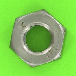 Šestihranná matice surová ocel Din 934