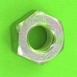 Šestihranná matice ocel pozinkovaná + dvojchroman Din 934