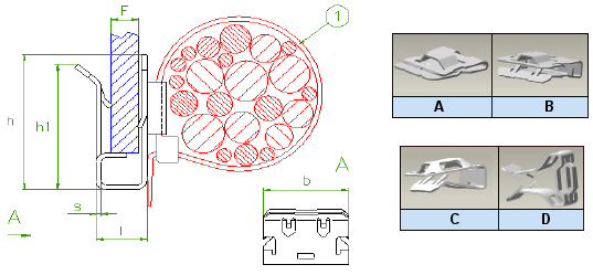 Araymond - Adaptateurs Divers - Adapters