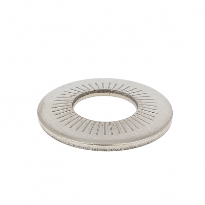 Střední kontaktní podložka nerez A4 NFE 25511M