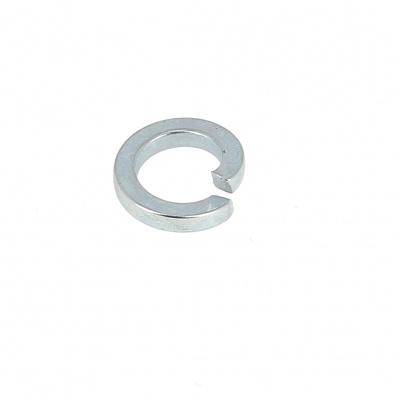 Podložka W ocel pozinkovaná bílá NFE 25515
