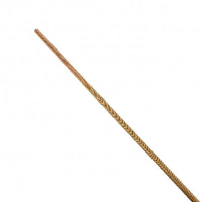 Závitová tyč ocel 4.6 pozinkovaná + dvojchromanDin 975